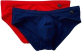 Andrew Christian Basix Tagless Briefs - Pack of 2