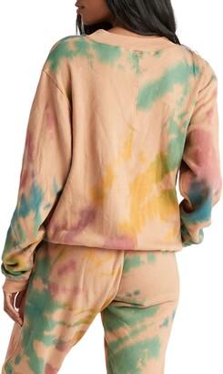 Strut-This Jones Tie Dye Sweatshirt