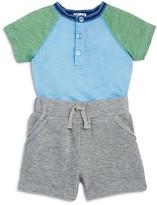 Splendid Boys' Baseball Tee & Shorts Set - Baby
