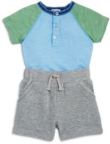 Splendid Infant Boys' Baseball Tee & Shorts Set - Sizes 3-24 Months