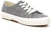 Lauren Ralph Lauren Jolie Fabric Lace-Up Flat Sneakers