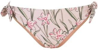 Morgan Lane Tina floral bikini bottoms