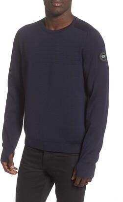 Canada Goose Conway Crewneck Merino Wool Sweater