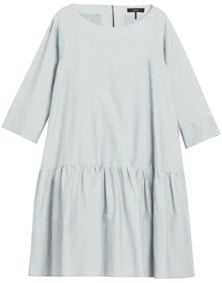 Max Mara Tiered Tent Dress