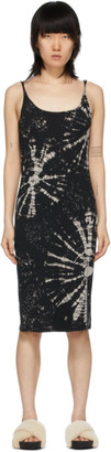 Raquel Allegra Black Layering Dress