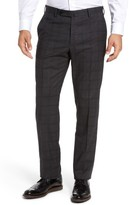 Incotex Men's Benson Flat Front Trousers