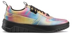 HUGO Low-profile trainers with multi-coloured uppers