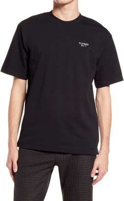 Closed 24/7 Embroidered T-Shirt