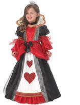Just Pretend Let's Pretend Queen Of Hearts Princess Dress