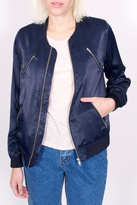 Just Female Panter Embroidered Bomber