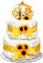 Burts Bees Baby Burt's Bees Baby Organic Diaper Cake Gift Basket - Neutral