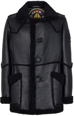 Moose Knuckles Shearling Jacket