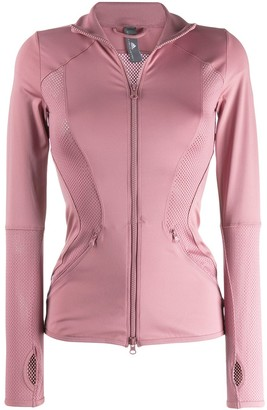 adidas by Stella McCartney zip-up training jacket