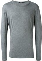 Alexander Wang longsleeved T-shirt - men - Cotton - S