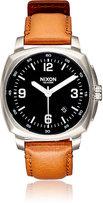 Nixon Men's Charger Watch-BLACK