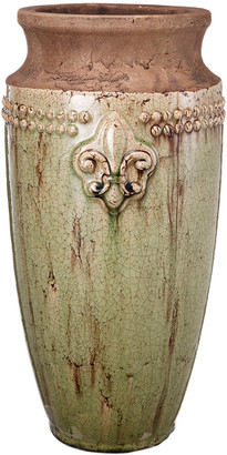A&B Home Ever Bronzed Decorative Vase