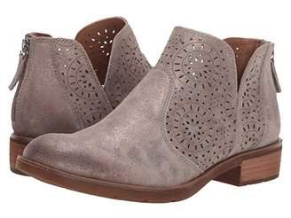 Sofft Barrosa (Cognac Oiled Cow Suede) Women's Shoes