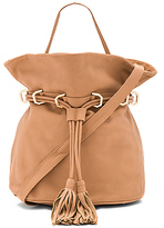 Cleobella Sylvie Bucket in Tan.