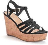Candies Candie's® Lunar Women's Wedge Sandals