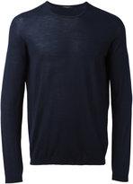 Roberto Collina classic sweatshirt - men - Merino - 46