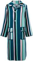 M Missoni striped coat