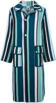 M Missoni striped coat