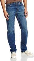 Calvin Klein Men's Relaxed Straight Leg Jean In