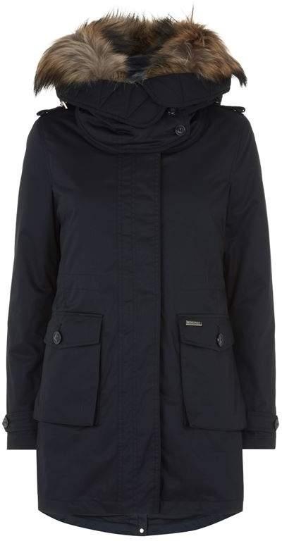 Woolrich Scarlett Parka Coat