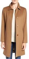 Fleurette Women's Belted Wool Coat