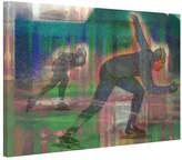 Parvez Taj Speed Skate Canvas Wall Art