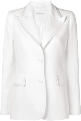 Ermanno Scervino peaked lapel blazer