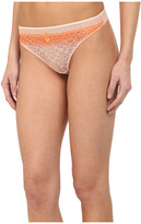 Stella McCartney Mille Drawing Dip Dye Thong Brief