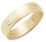 Ila Old Moon Diamond Ring