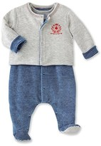 Petit Bateau Baby boys two-piece set