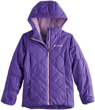 Columbia Girl's 4-20 Casual Slopes Jacket