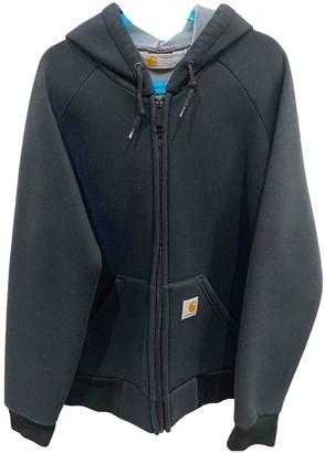 Carhartt Black Cotton Jacket for Women