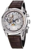 Zenith Men's 0321604047.01C El Primero Chronomaster Open Grande Date Analog Display Swiss Automatic Brown Watch