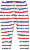 Americana slub knit pants