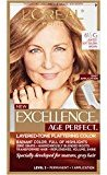L'Oreal ExcellenceAge Perfect Layered Tone Flattering Color, 6.5G Lightest Soft Golden(Packaging May Vary)