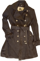 Burberry Anthracite Trench coat