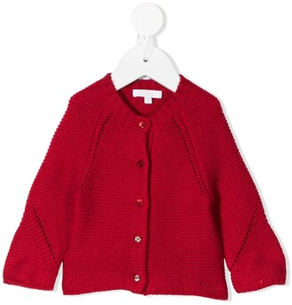 Chloé Kids Knit Cardigan