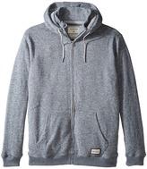 Quiksilver Keller Polar Fleece Zip-Up Sweatshirt