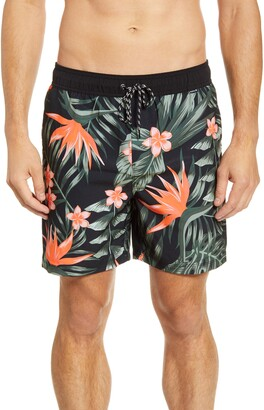 Hurley Party Wave Volley Board Shorts