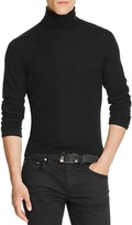 Vince Featherweight Wool Cashmere Turtleneck Sweater