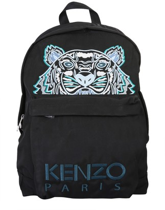 Kenzo Backpack With Logo