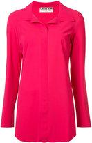 Chiara Boni La Petite Robe - Shiloh shirt - women - Polyamide/Spandex/Elastane - 42