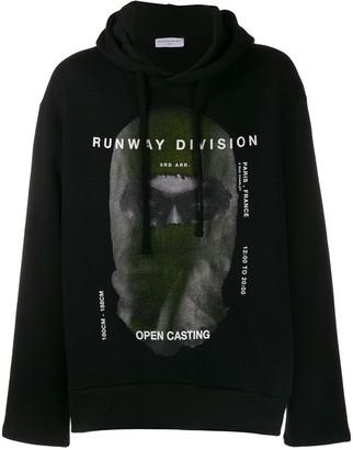 Ih Nom Uh Nit Runway Division hoodie