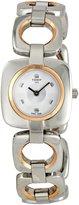 Tissot Women's T0201092203100 Odaci Gourmette Two-Tone Watch
