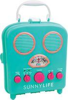 Sunnylife Beach sounds travel phone dock radio