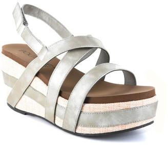 Celine Corkys Footwear Women's Sandals Pewter - Pewter Sandal - Women
